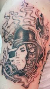 raiders tattoo by forsaken emotions on deviantart