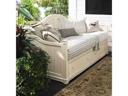Paula Deen Bedroom Furniture Collection Steel Magnolia by Paula Deen By Universal Home Day Bed With 2 Storage Drawers