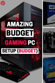 Pc Setup Ideas Best 25 Pc Setup Ideas On Pinterest Gaming Desk Gamer Setup