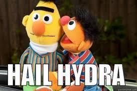 Hail Hydra Meme - marvel at this winter soldier inspired meme hail hydra neatorama