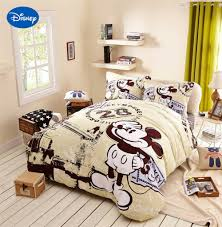 Mickey And Minnie Bed Set by Online Get Cheap Mickey Mouse Bedding Twin Aliexpress Com