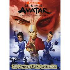 avatar airbender complete book 1 collection