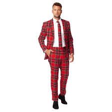 christmas suit lumberjack plaid christmas suit canada retrofestive ca