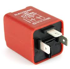 red 3 pin led flasher relay 30 watt car builder solutions kit