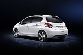 peugeot 2015 2015 peugeot 208 prepares for geneva with a cool facelift