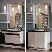 Bathroom Sink Base Cabinet Aristokraft U0027s New Adaptable Wall Vanity Sink Base Is Ideal For