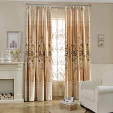 Floor To Ceiling Curtains Chagne Floral Shabby Chic Luxury Floor To Ceiling Curtains