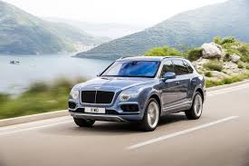 sporty all electric bentley car bentley u0027s second suv could stand out from the bentayga in a big way