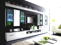 Living Room Cabinets With Glass Doors White Wood Modern Wall Mounted Book Shelving Storage Cabinets With