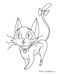 black cats coloring pages 15 printables color