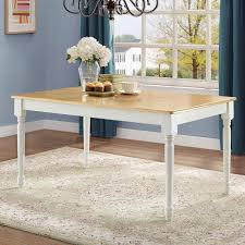 dining tables better homes and gardens crossmill collection