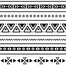 aztec seamless pattern tribal black and white aztec aztec