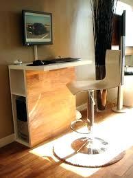 bureau informatique compact bureau informatique compact meuble bureau ordinateur meuble