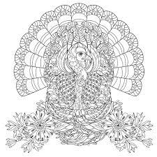 turkey coloring pages printable eliolera