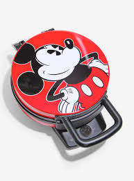 mickey mouse kitchen appliances disney mickey mouse waffle iron boxlunch