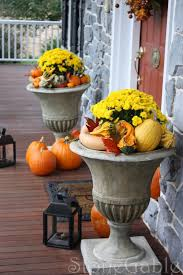 Outdoor Fall Decor Ideas - perfect outdoor fall decoration ideas 16 about remodel interior