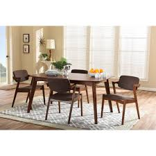 Essential Home Hayden 5 Piece Upholstered Dining Set by 100 Dining Room Sets With Fabric Chairs K U0026 B Furniture