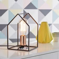 lampe home brilliant métal noir 60 w leroymerlin lampe