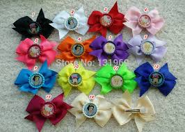 tinkerbell ribbon aliexpress buy 50pcs girl mickey tinker bell snow white