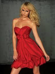 beautiful collections of elegant red bridesmaid dresses elite