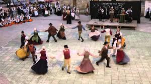 belgian folk zwierig dansje