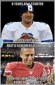 Funny Niner Memes - sports memes google search sports humor pinterest tony romo