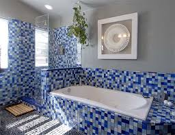 tile bathroom ideas glass tile bathroom ideas 4