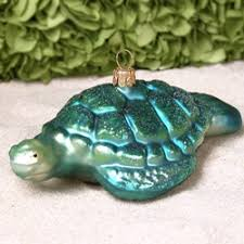 sea turtle ornament by ornaments to remember