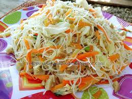 cara membuat mie goreng cur wortel resep tumis bihun goreng putih wortel aneka resep masakan