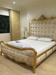ivory gold classic bed luxury bedroom pinterest ivory