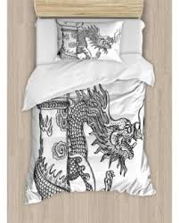 tattoo bedding queen don t miss this bargain dragon twin size duvet cover set chinese