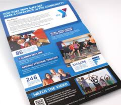 charity direct mail letter ymca not for profit direct mail design trillion creative award winning not for profit direct mail design for the ymca of montclair in nj