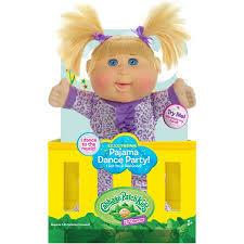 Pyjama Kid Meme - cabbage patch kids pajama dance party doll blonde hair blue eye