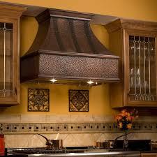 decor 400 cfm wall mount range hood with lights for kitchen