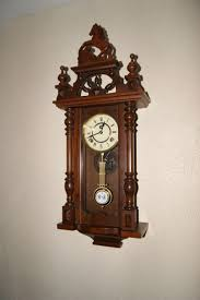 Hamilton Mantel Clock 31 Best Antiques Wall Clocks Images On Pinterest Antique Wall