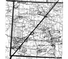 Map North Dakota The Minot Ley Project
