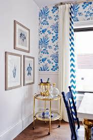 Blue And White Kitchen Best 25 Blue Kitchen Wallpaper Ideas On Pinterest Blue Kitchen
