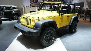 jeep wrangler rubicon 2015 jeep wrangler rubicon rocks star unveiled ahead of geneva debut