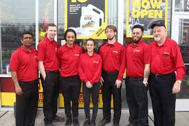 advance auto parts holds ribbon cutting grand opening parsippany