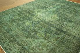 gray green home decor cozy blue green area rug and unique hand knotted
