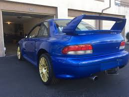 subaru gc8 coupe 181stleader u0027s world rally blue widebody coupe subaru impreza