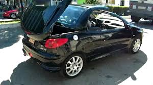 peugeot 206 2007 peugeot 206 cc 2006 piel co za youtube