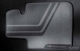bmw 1 series car mats m sport bmw m performance genuine front floor mats set f20 f21 1 series