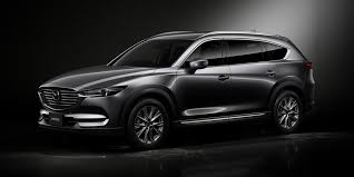 mclaren suv mazda cx 8 revealed a new 3 row suv for japan