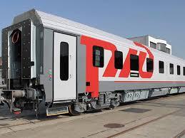 carrozze treni ferrovie it nuove carrozze letto per le ferrovie russe
