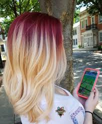 creating roots on blonde hair red roots with blonde hair hair beauty pinterest blondes