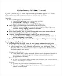 Resume For Military Stylish Idea Personal Resume 11 Cv Examples Skills Resume Example