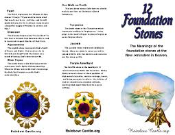 breastplate stones 12 tribes foundationbrochure outside jpg