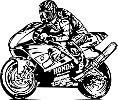 honda cdr bike sport motor bike honda speed graphics design by vectordesign on zibbet