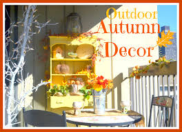 autumn decor falling for autumn decor